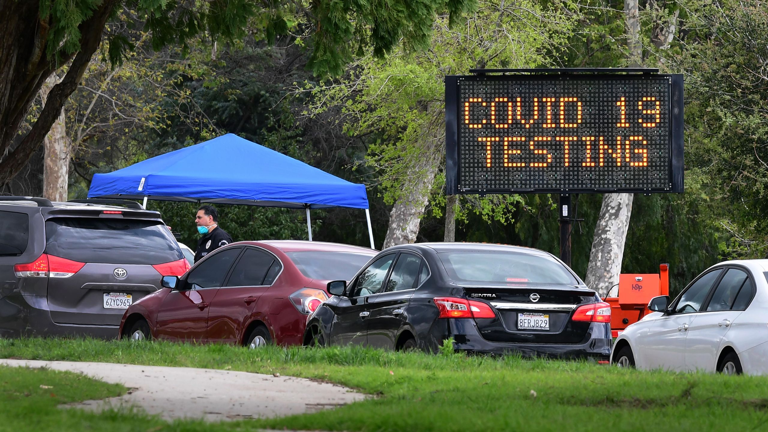 Los Angeles County has Free Testing even if you do not have symptoms