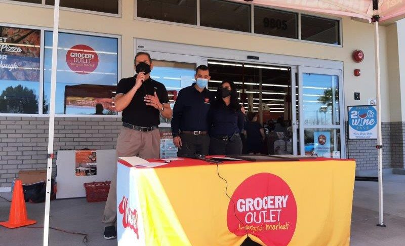 Picture #2 Chatsworth Chamber Grocery Outlet Ribbon Cutting Event