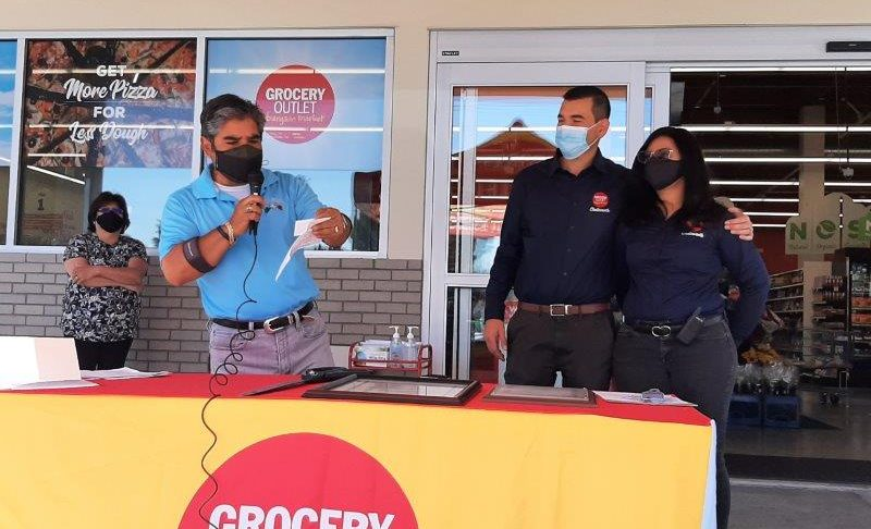 Picture #6 Chatsworth Chamber Grocery Outlet Ribbon Cutting Event